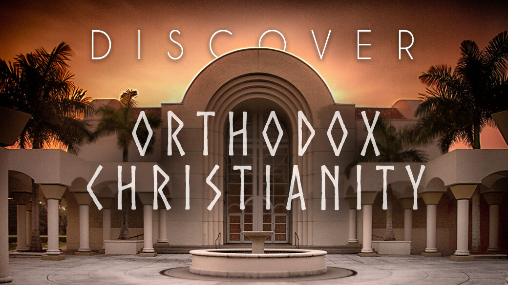 Discover Orthodoxy Class