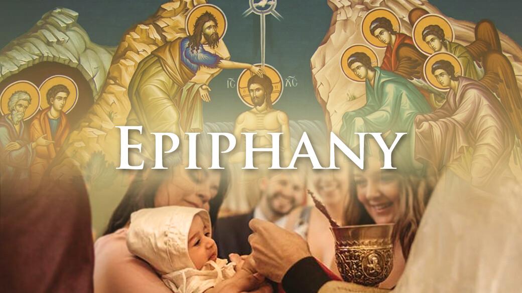 Epiphany Divine Liturgy