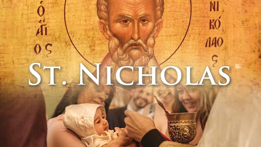 Divine Liturgy: St. Nicholas