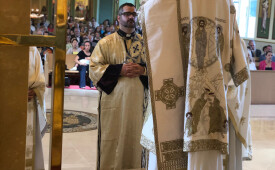 Fr. Alex Kamilaris Priesthood Ordination Address